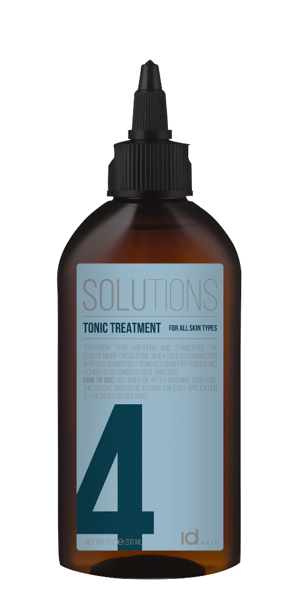 Tonic Treatment No.4 200 ML