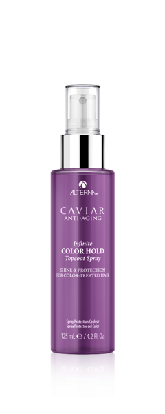 Caviar Color Hold Topcoat Spray