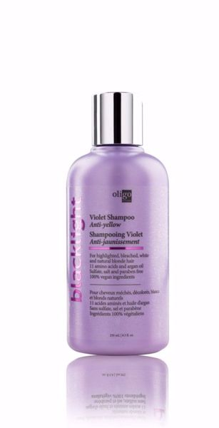 Oligo BlackLight violet shampoo 250ml